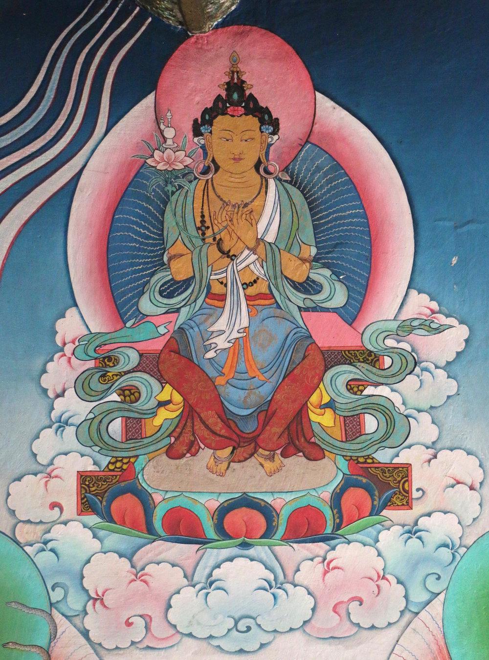 ✔️Buddha Maitreya