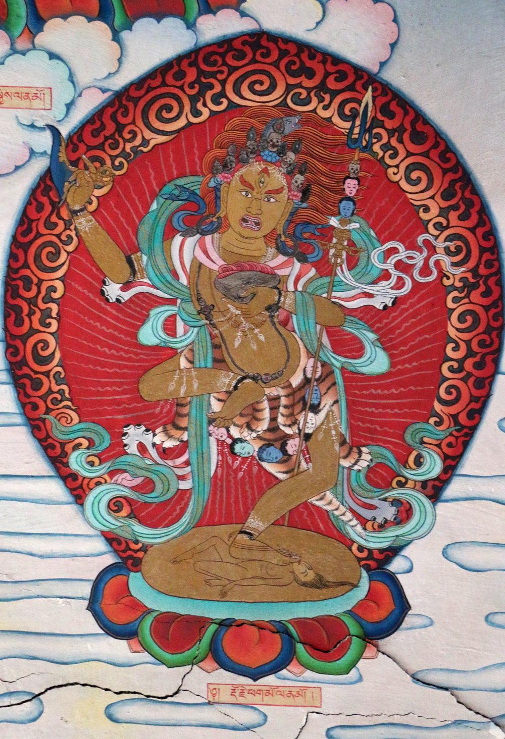 ✔ Dorje Phagmo