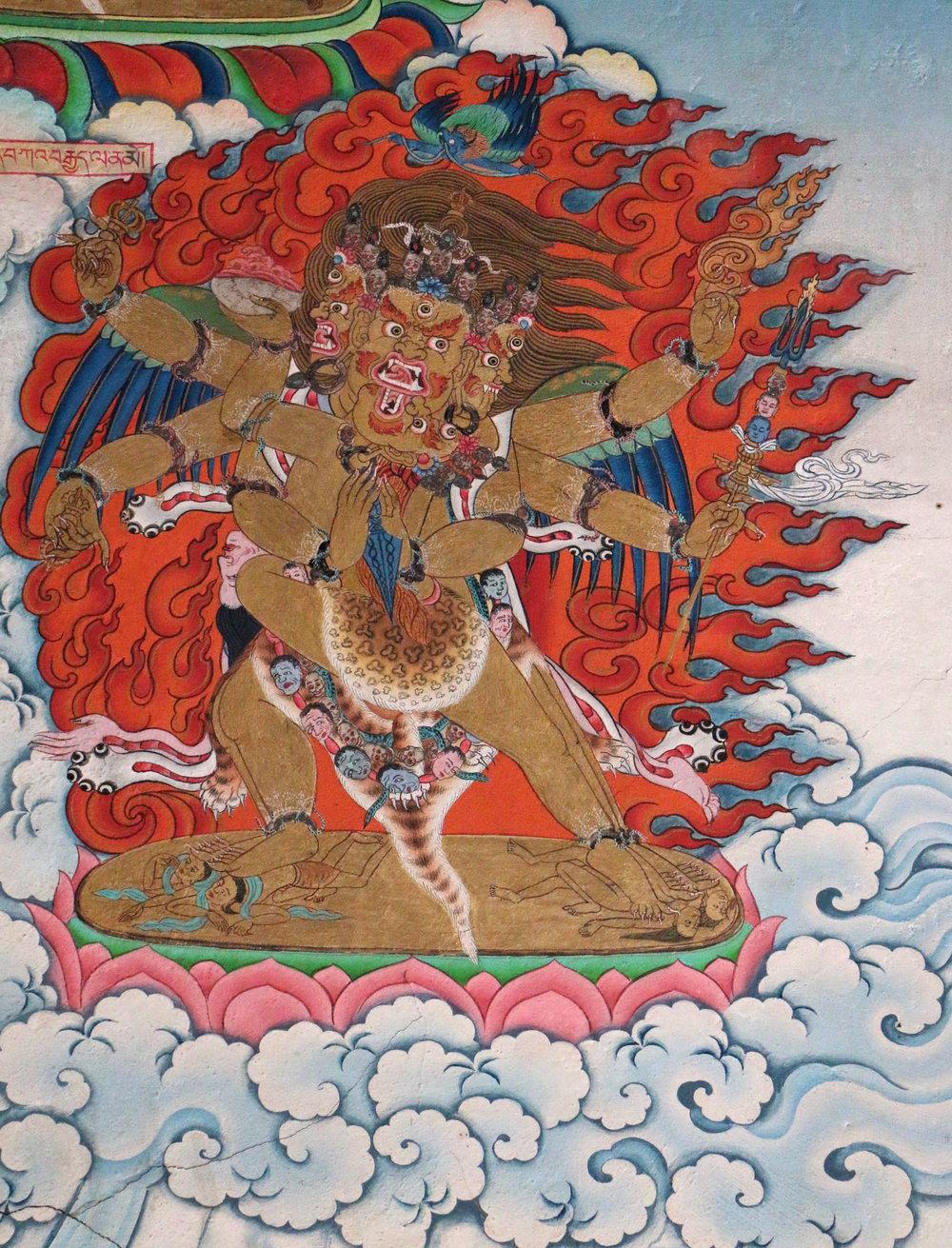 Dorje Phurpa (B)