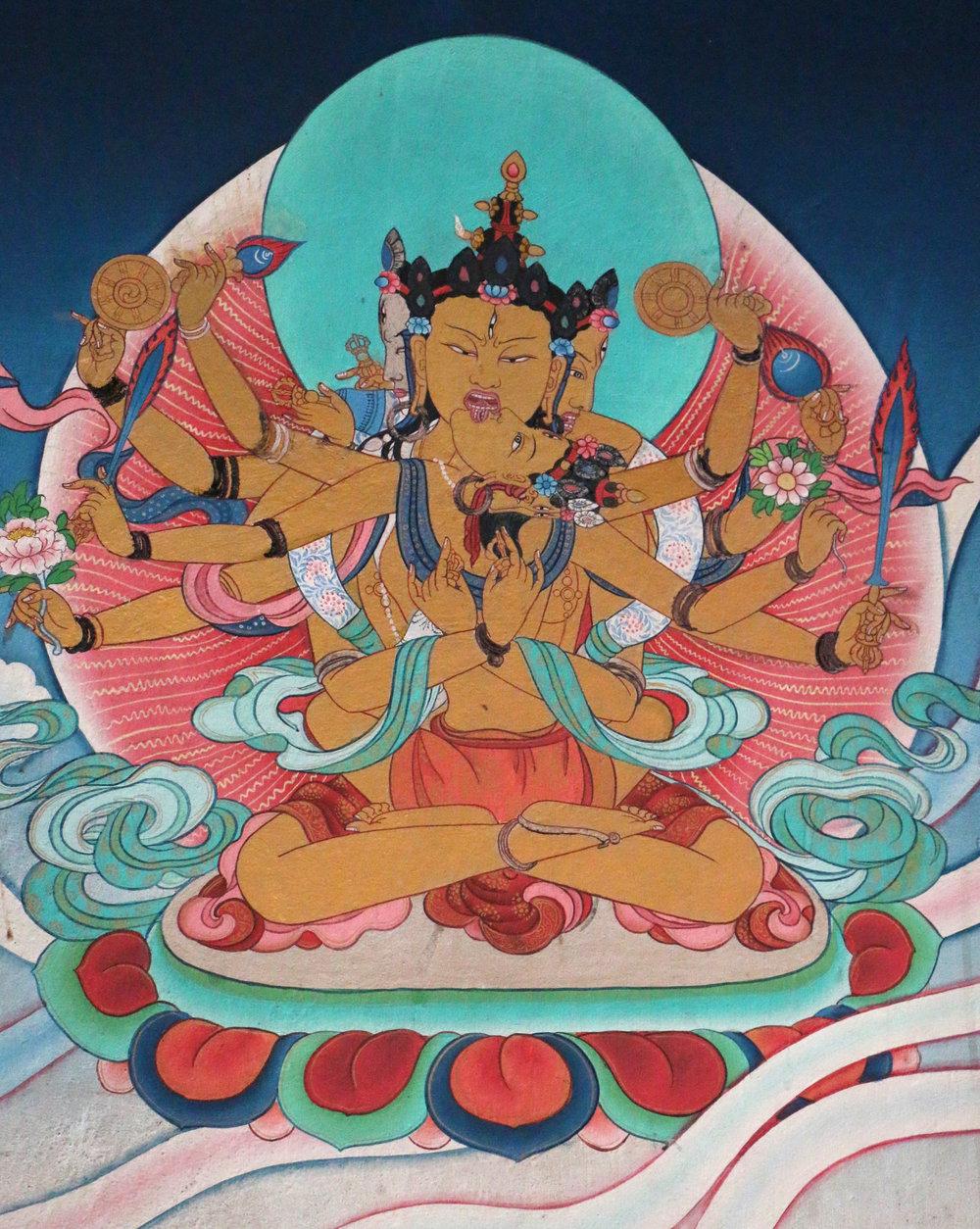 Sangdu Mekyu Dorje