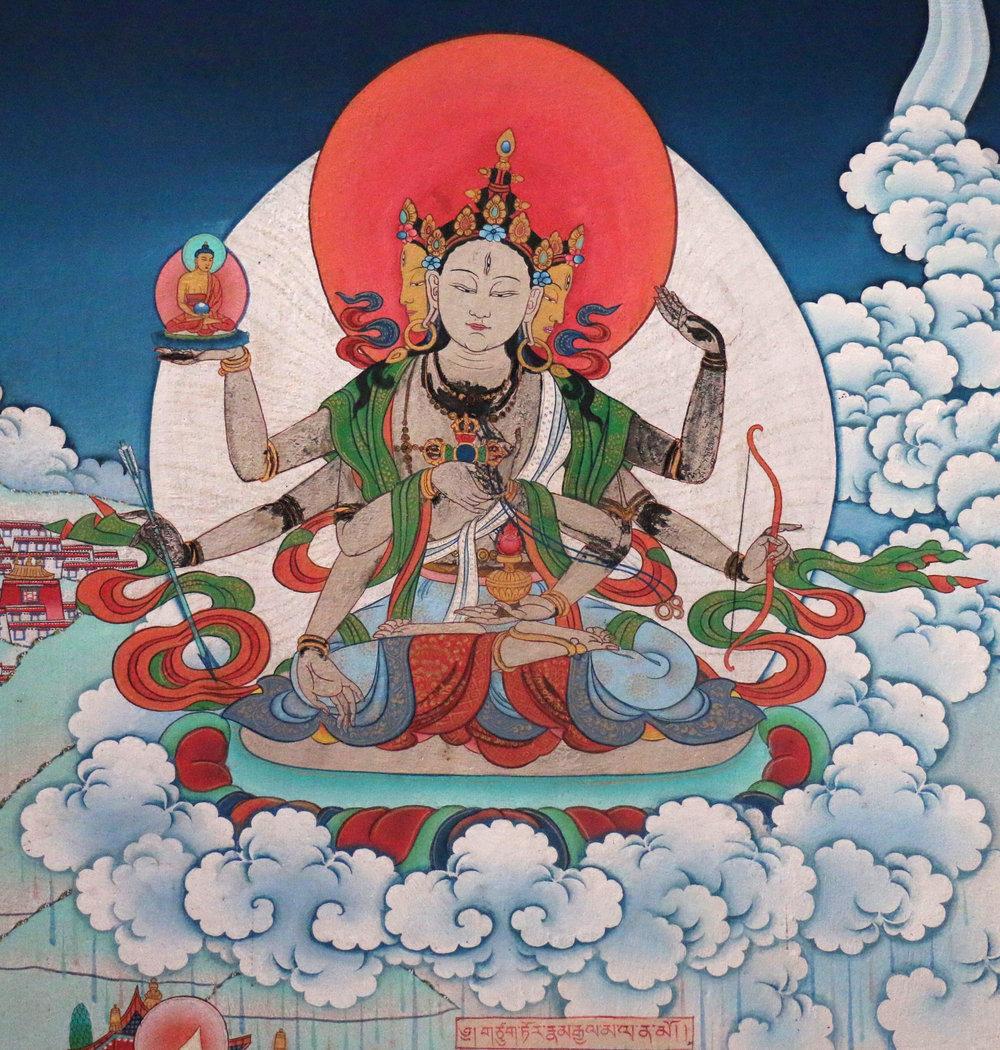 ✔ Ushnishavijaya