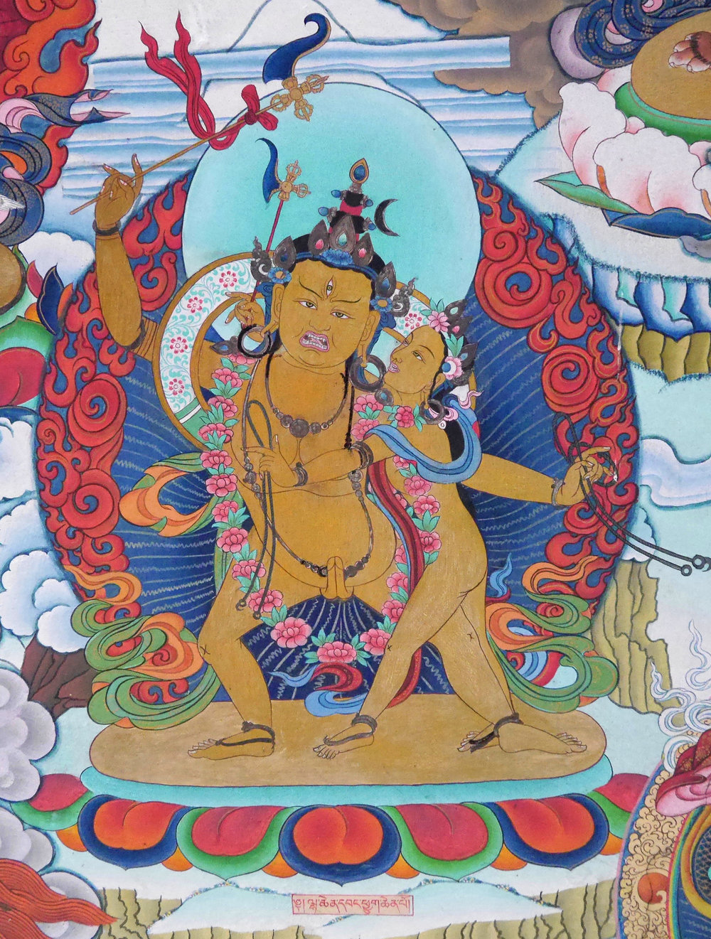 ✔️Lhachen Wangchuk Chenmo