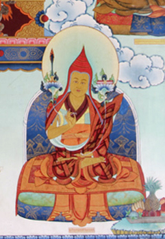 3rd Dodrup Chen Jigme Tenpei Nyima