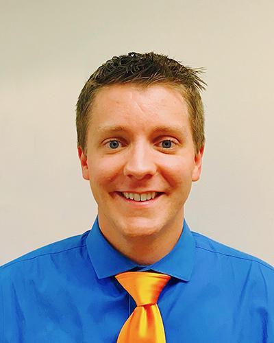 Mitchel Morrison  Associate Project Manager