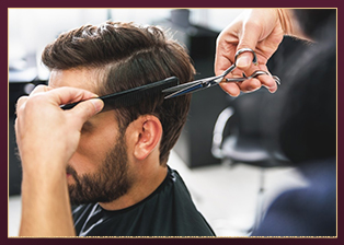 Men's Hair Services - Hair CuttingHair Styling