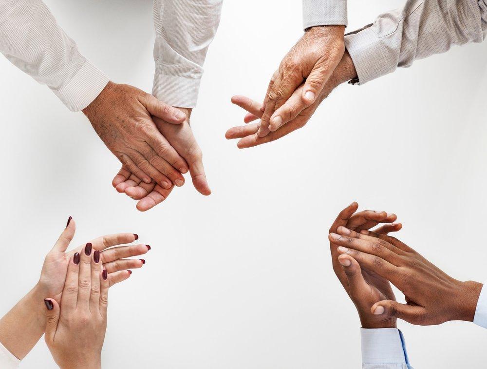 BETTER TOGETHER, - let's integrate.
