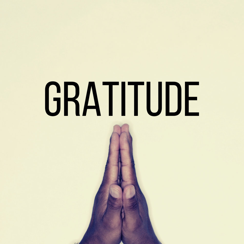 Gratitude by Chris Swan
