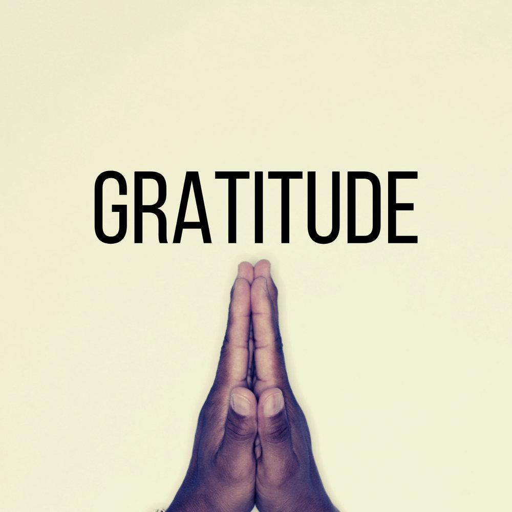 Gratitude by Chris Swan