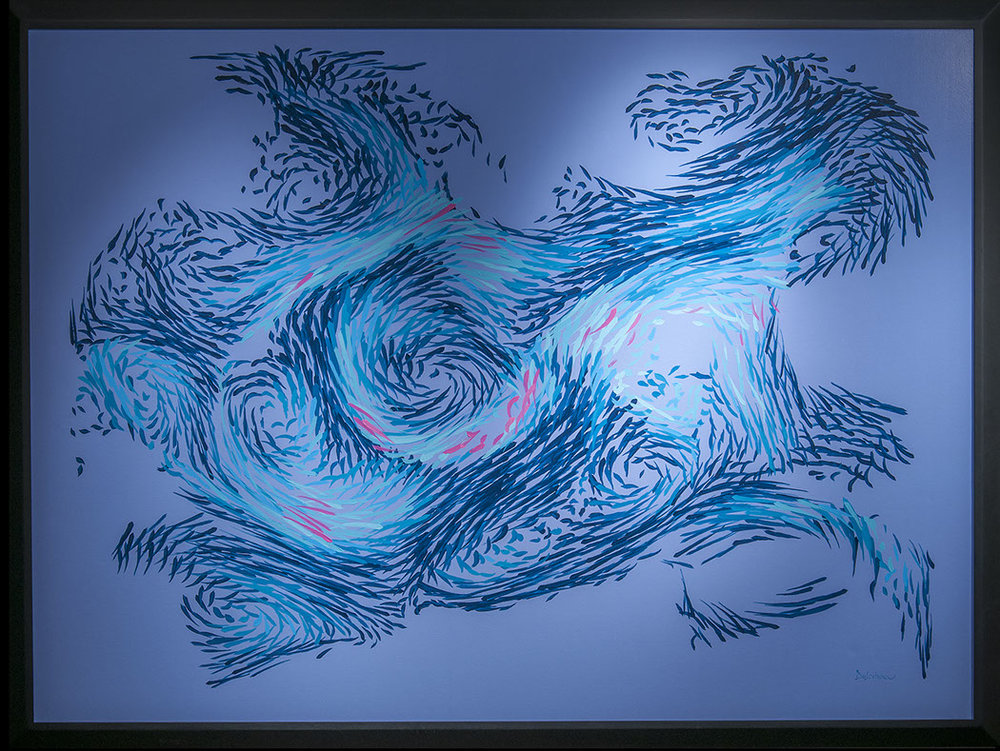 Copy of Copy of Robotic Painting of Cappuccino Fluid Dynamics