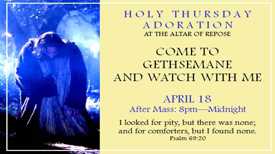 Holy Thursday Rotator.JPG