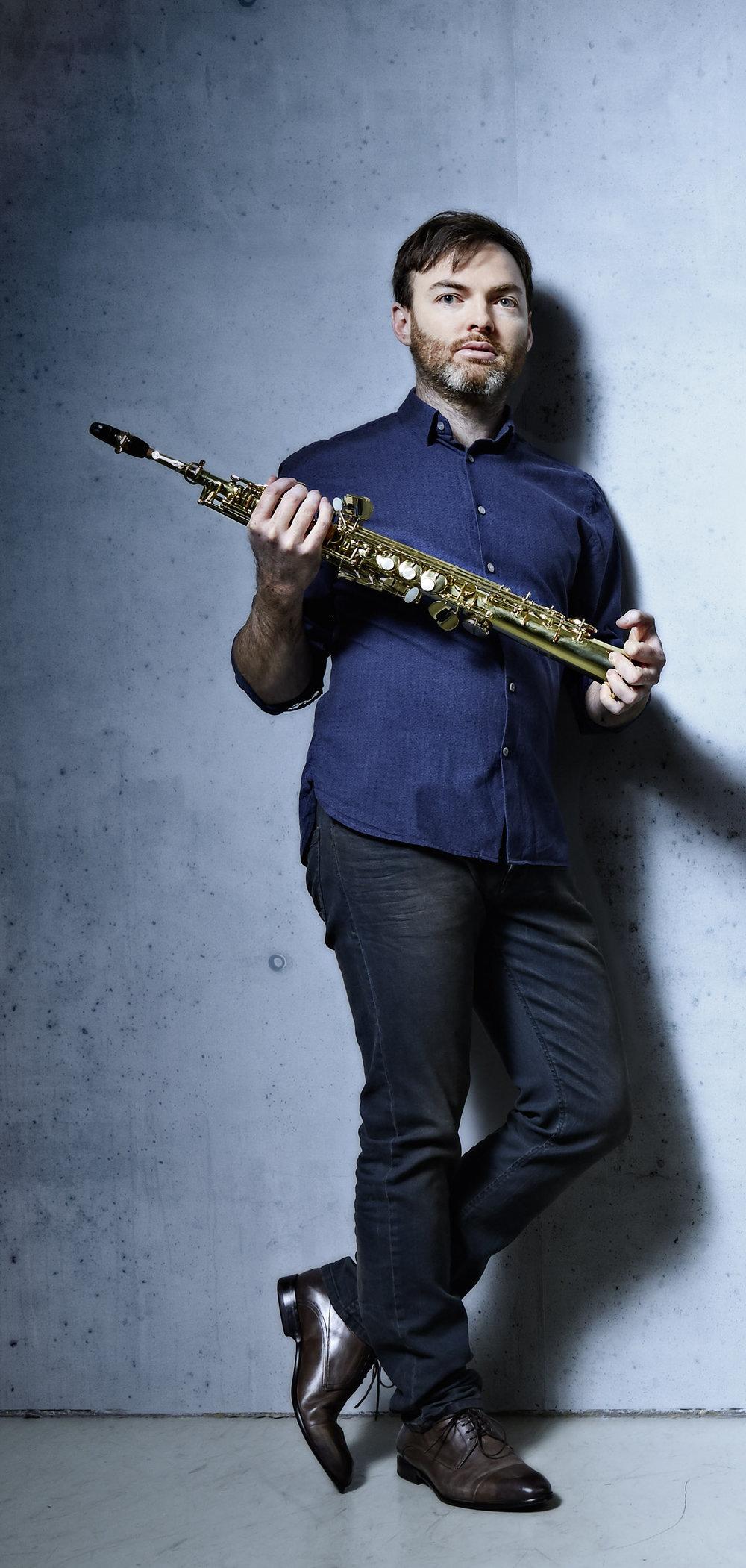 Adrian Tully - Australian saxophonist