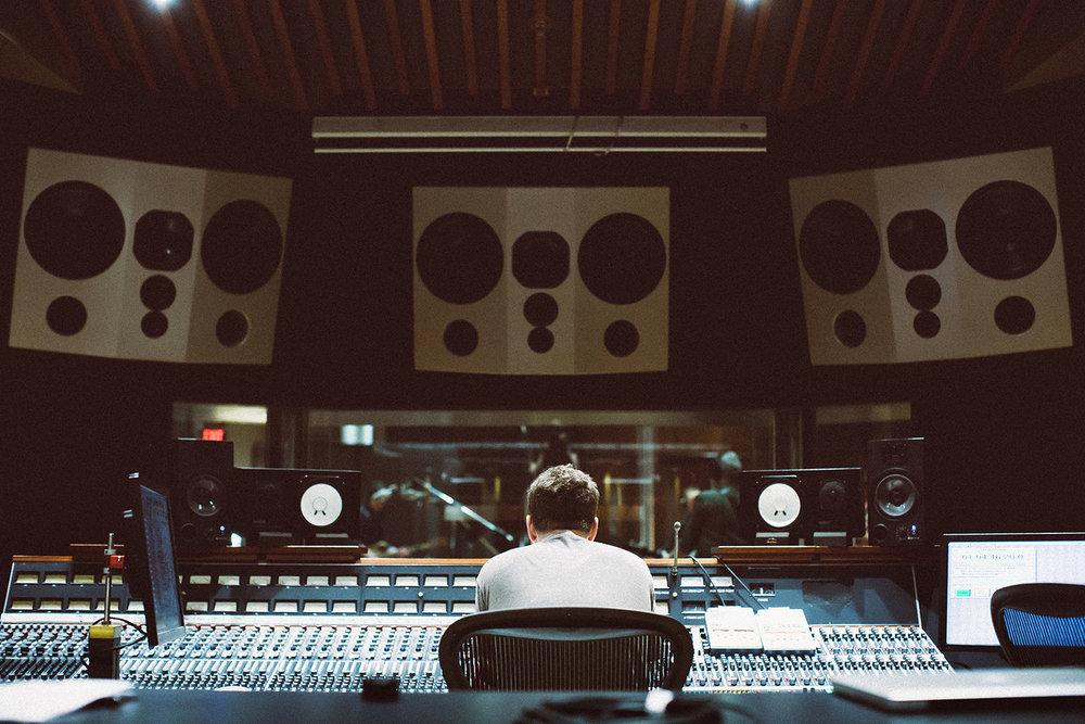 Revolution Recording,  Toronto