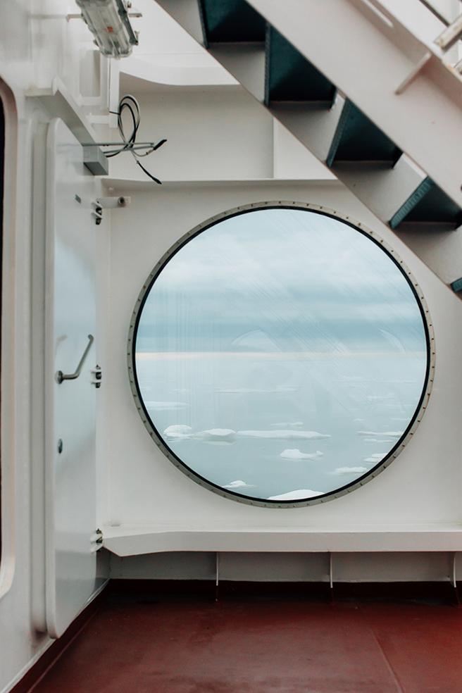 Fogo Island Ferry, Newfoundland.