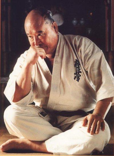 Sosai Mas Oyama, Founder of Kyokushin Karate