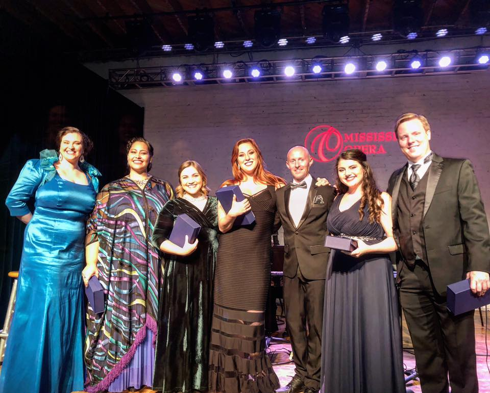 2018 John Alexander Awards Concert (Winners)