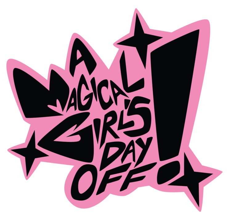 A MAGICAL GIRL'S DAY OFF!