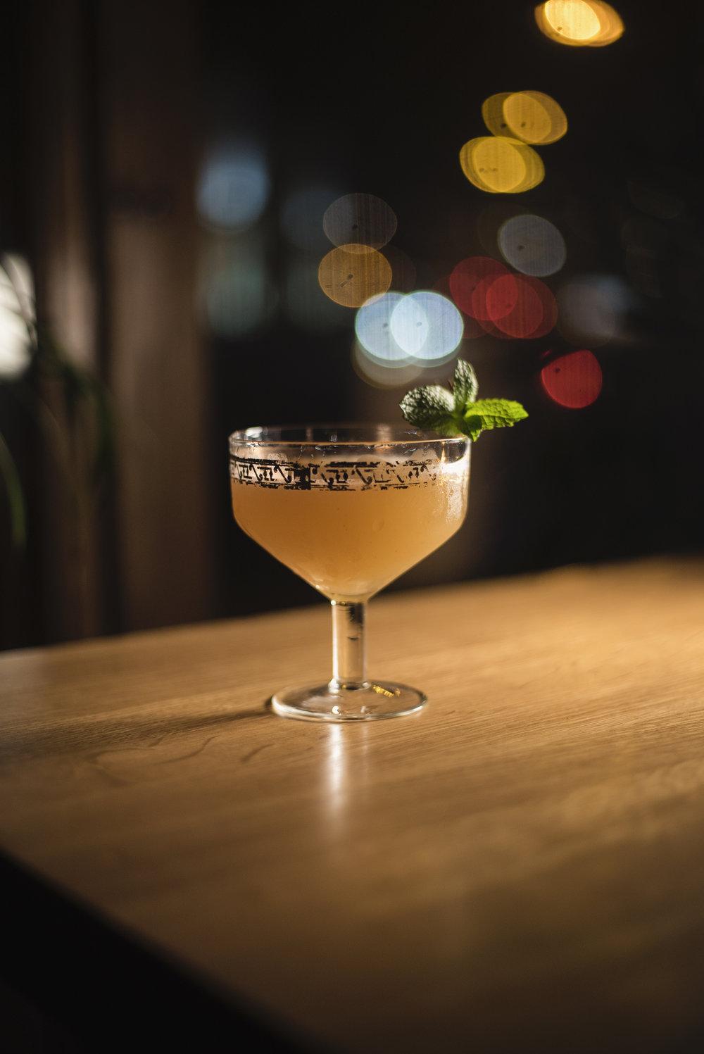 The Berlini - Vodka, Peach, Prosecco | 15