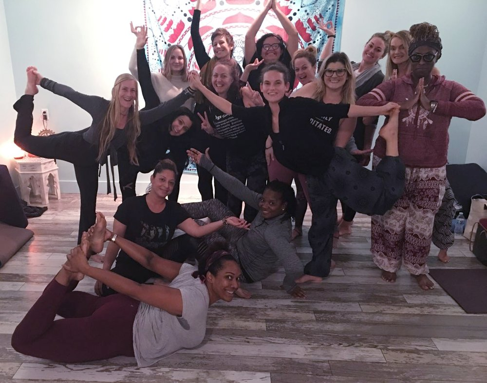CORAL SPRINGS, FL | Jan 18 - 21 | Zen Loft Yoga