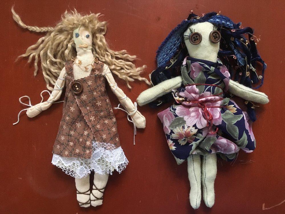 Sarah Hilvert Totem Dolls.jpg