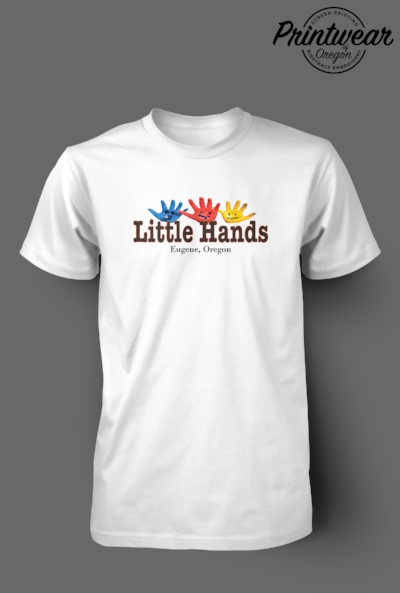 Little Hands Simplified Primary Colored Hands Shirt Mock Up.jpg