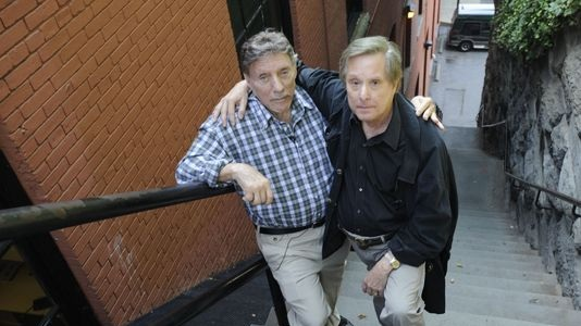 Bill Blatty (Left) with Bill Friedkin (Right)  H. Darr Beiser, USA TODAY