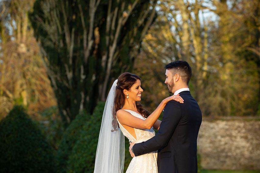 Maria & Sean, Tankardstown House