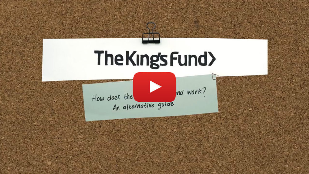 THE KINGSFUND - AN ALTERNATIVE GUIDE TO THE NHS