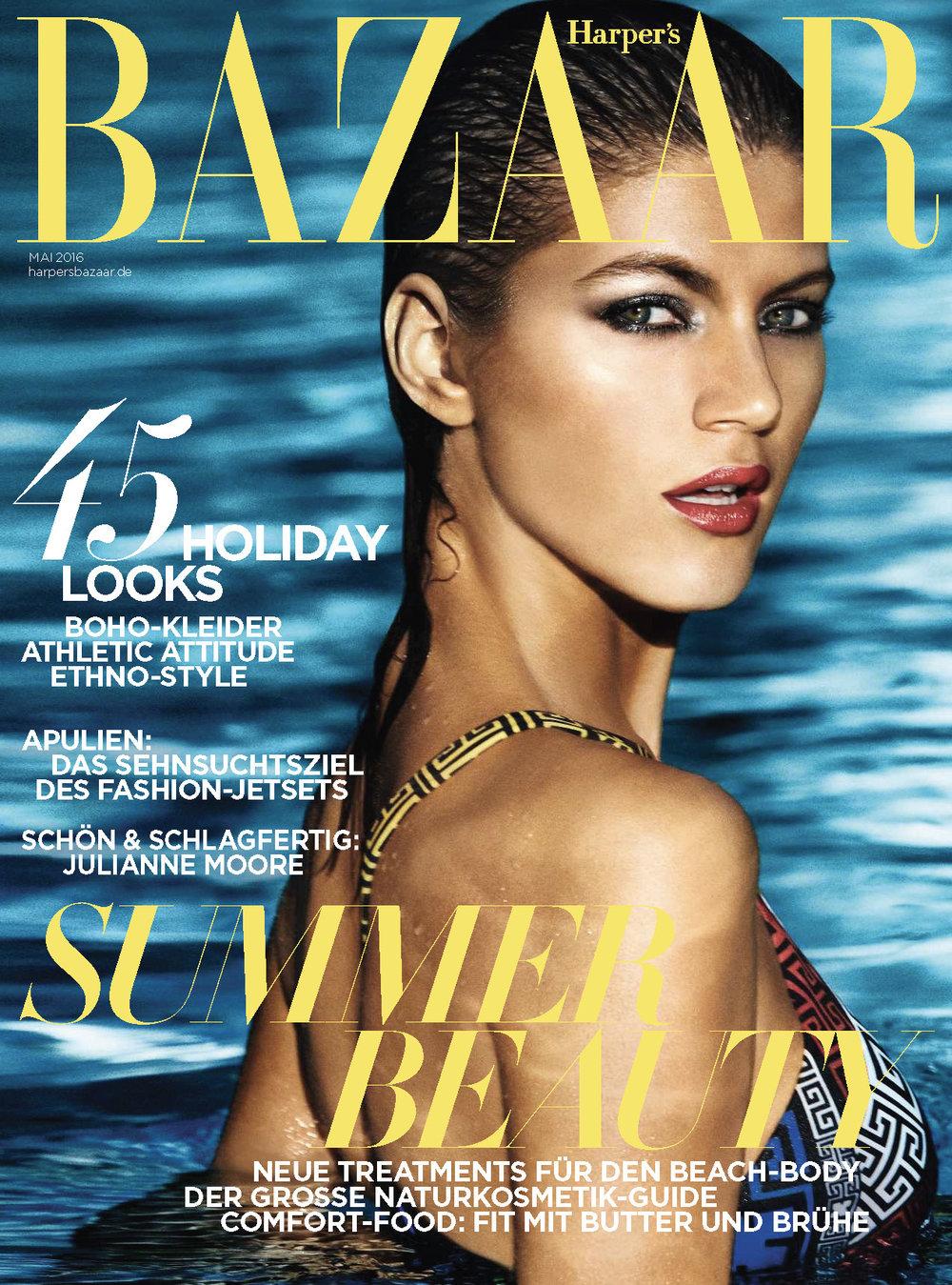 COVER Harper's Bazaar Germany - Mai 2016.jpg
