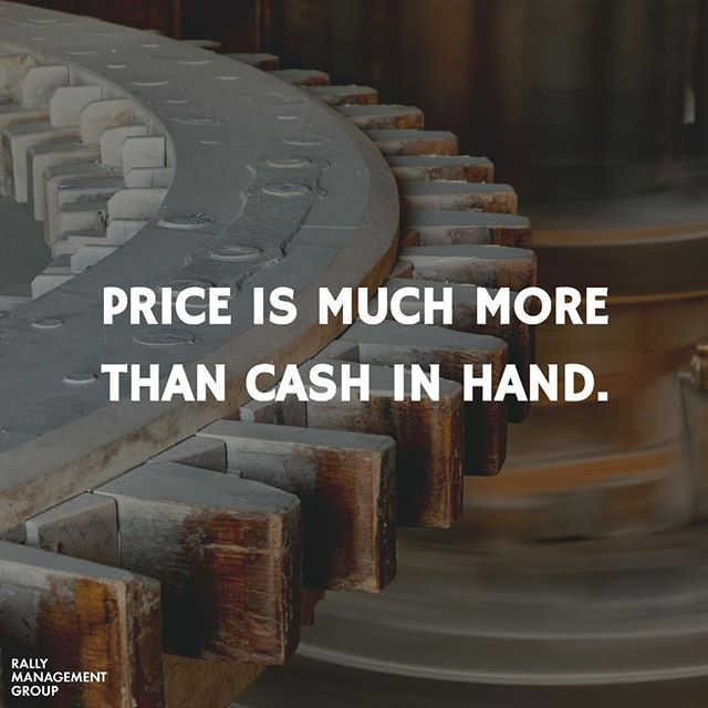 #money is only the tip of the iceberg when it comes to #pricing. Discover some alternatives that can create more #success in the long-term. https://buff.ly/2BjZvKS