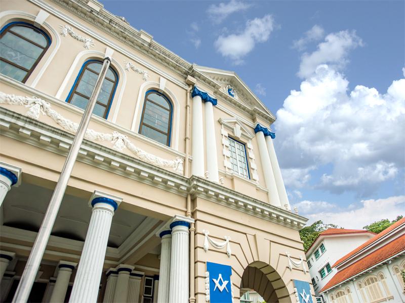 Freemasons Hall comes alive on Nov 24, 2018   Image by Expat Living