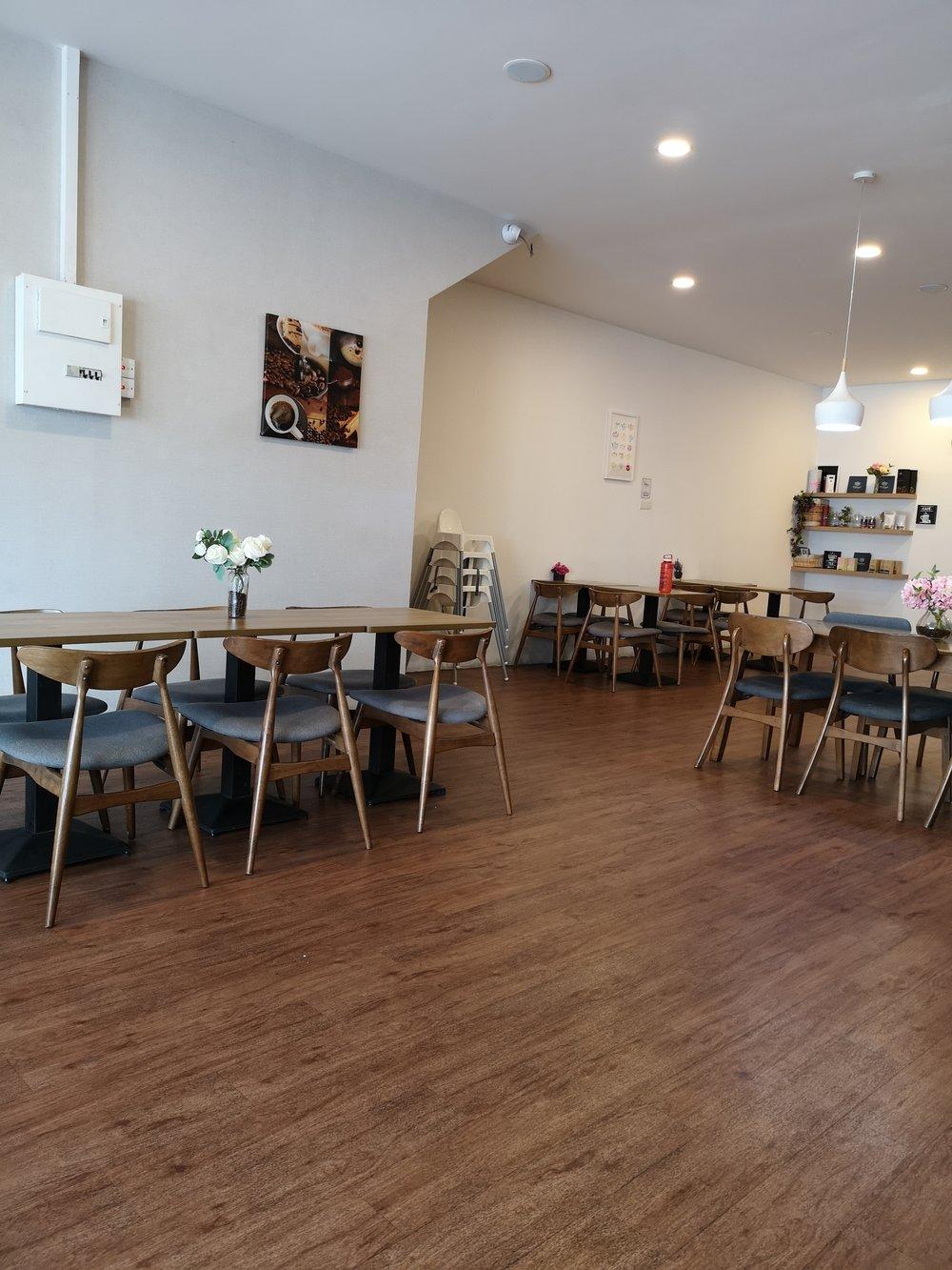 Tastea Restaurant Mount Austin
