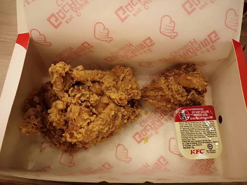KFC Spicy Gochujang Crunch Malaysia Promotion