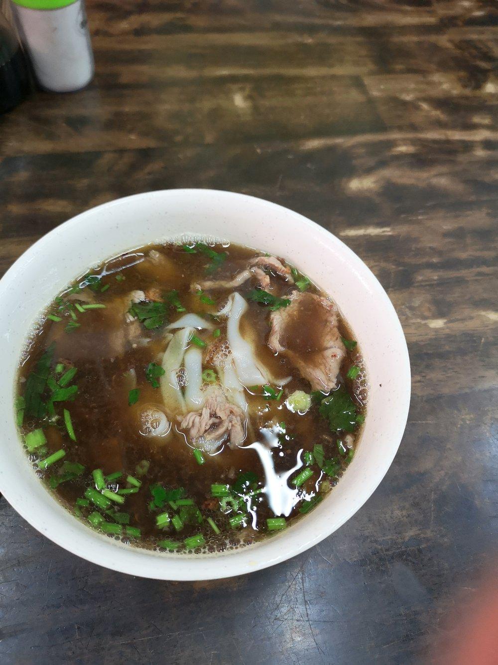 Triple K Beef Noodles, Johor