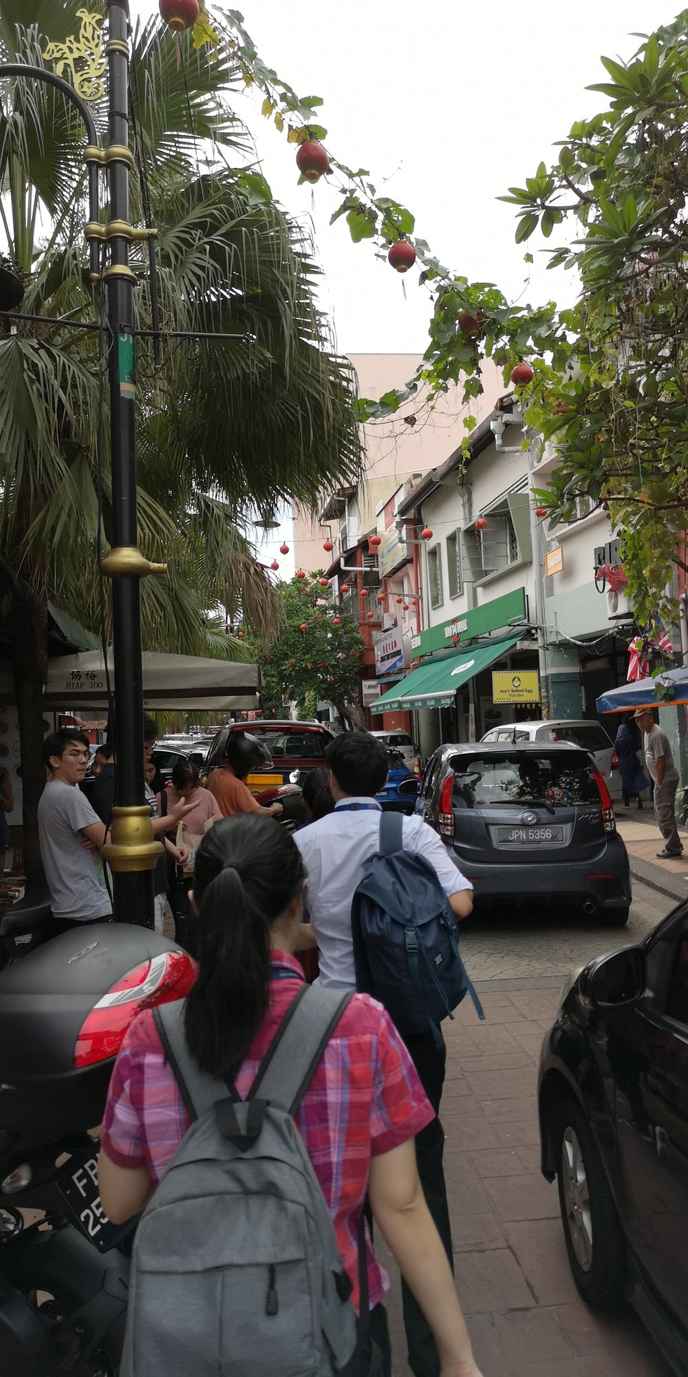 Jalan Dhoby, Johor