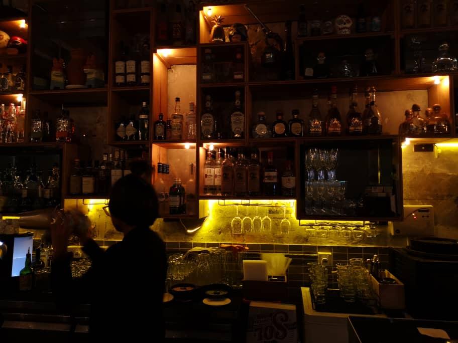 Lucha Loco Duxton Hill Bar