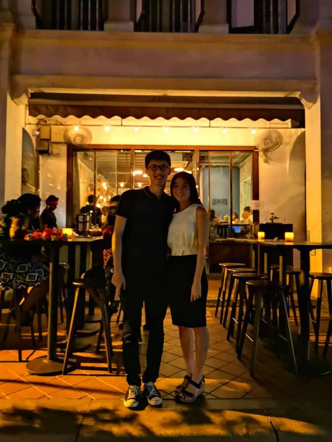 Anniversary at Lucha Loco Singapore