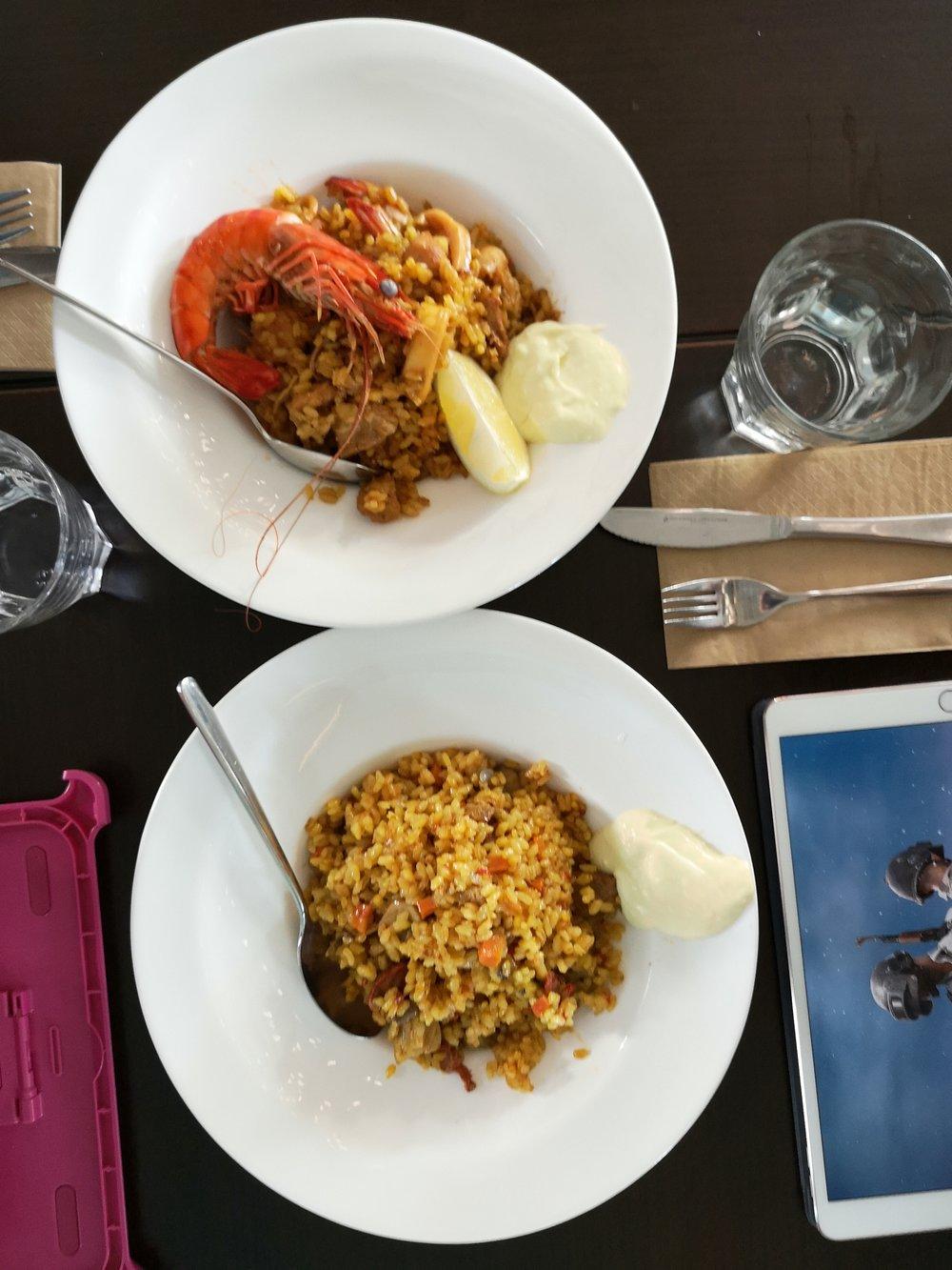Marta's Kitchen Sri Hartamas Paella