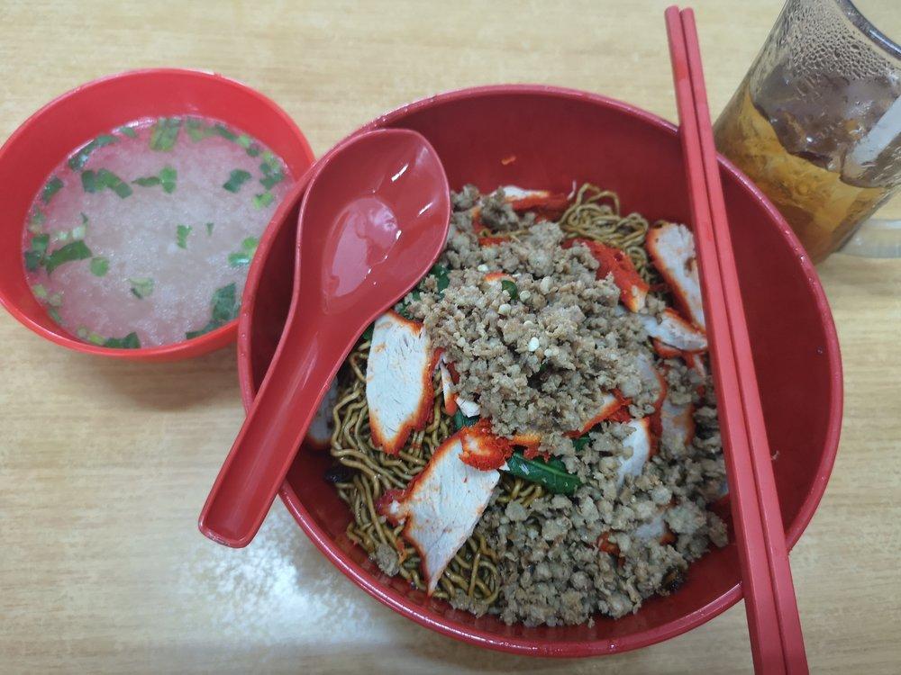 Kuching Taste Sarawak Kolo Mee Gelang Patah
