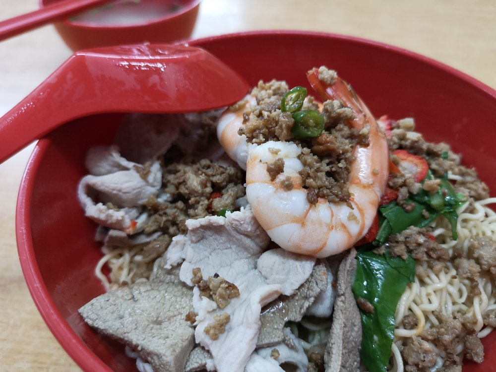 Kuching Taste Special Kolo Mee