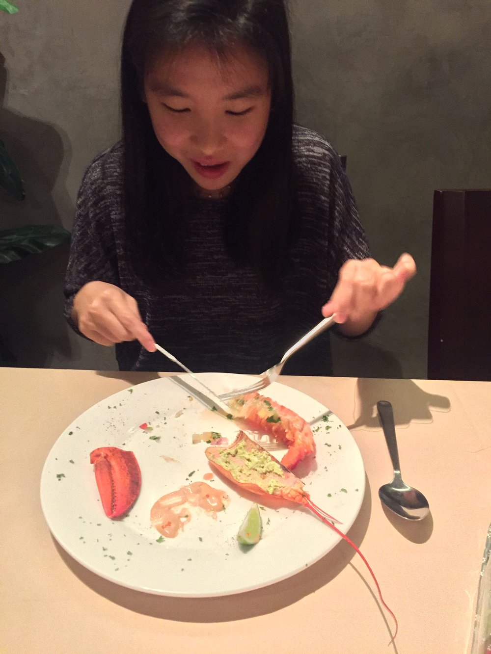 Ros Marino Valentine's Dinner