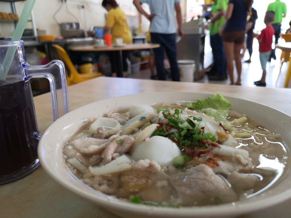 Restoran Xing Ho Kuey Tiao Soup (Small)