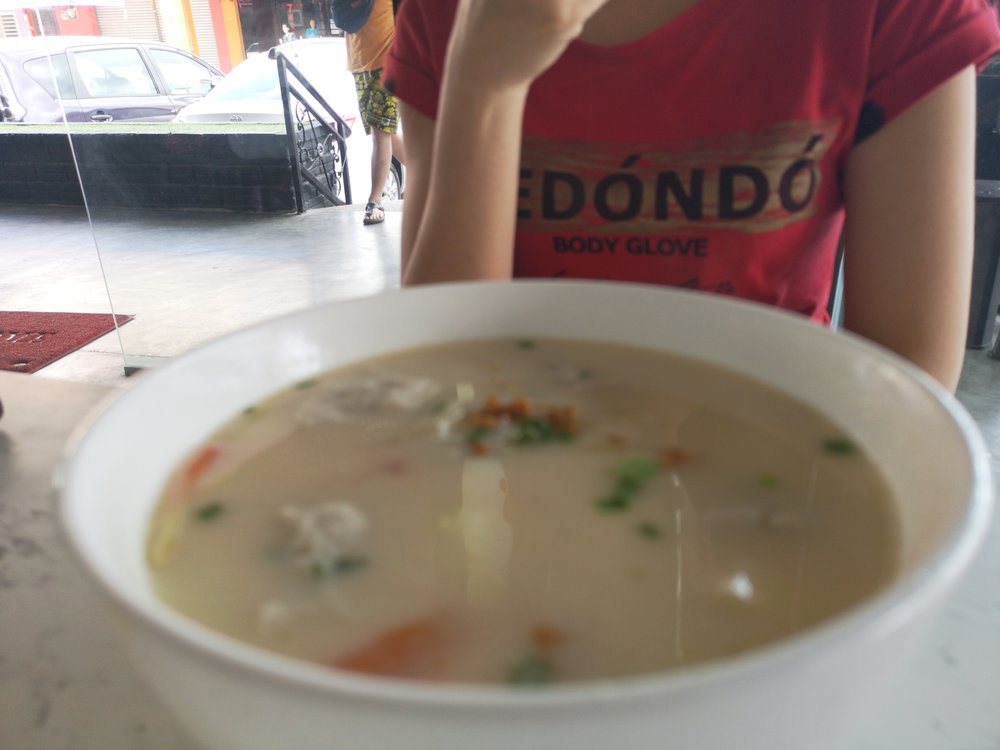 IKar Traditional Fish Paste Noodles