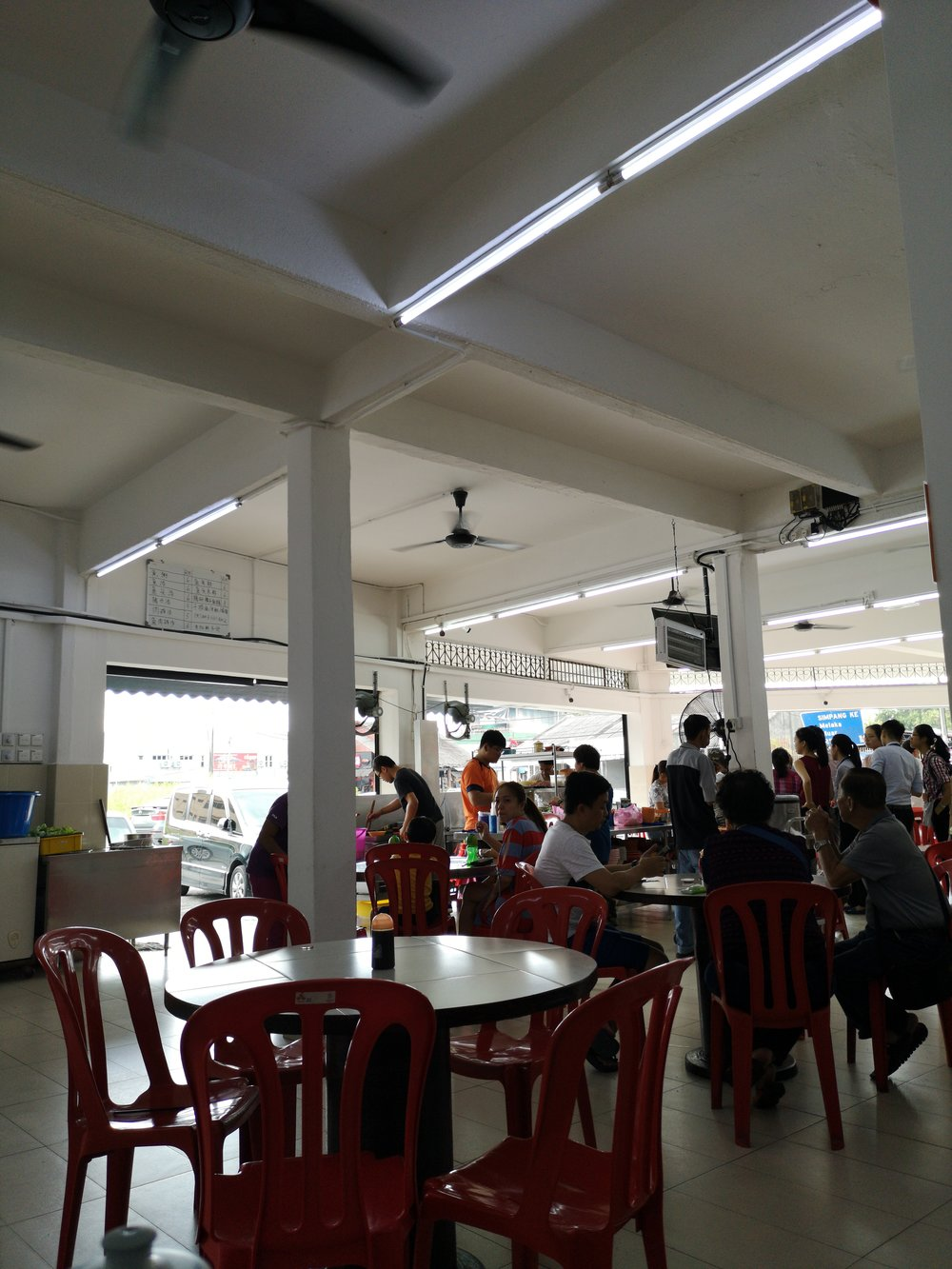 Ah Soon Restaurant Batu Pahat