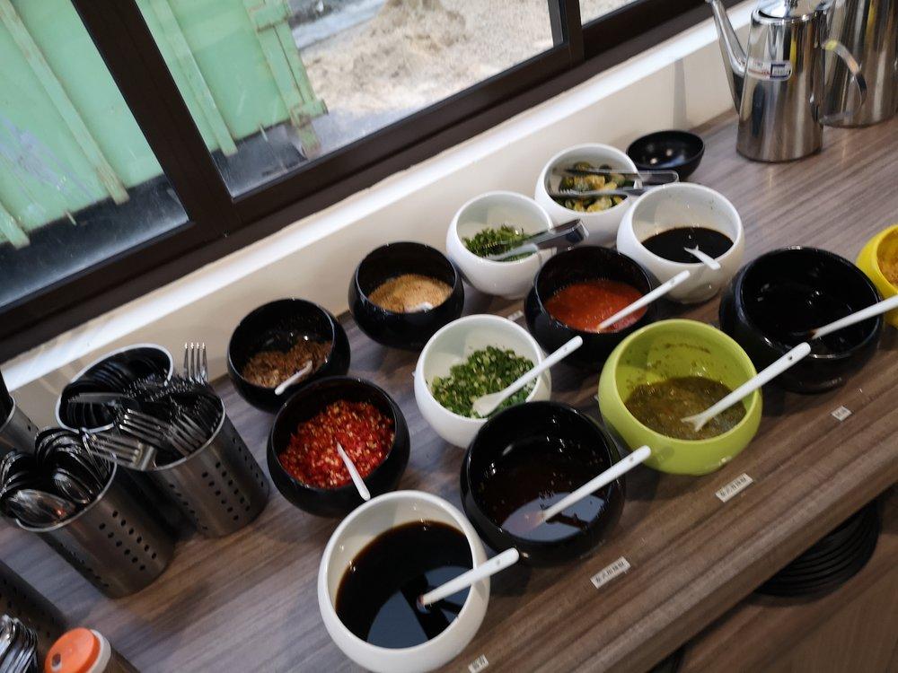 Eco Botanic Thai Restaurant Steamboat