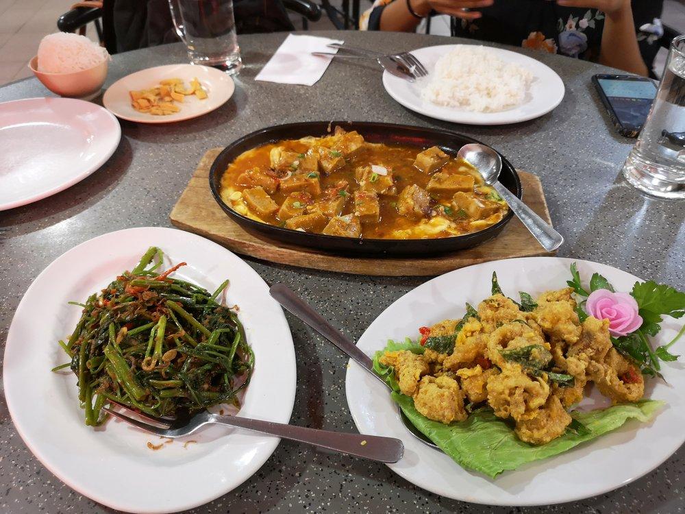 Daddy Village Batu Pahat Restaurant