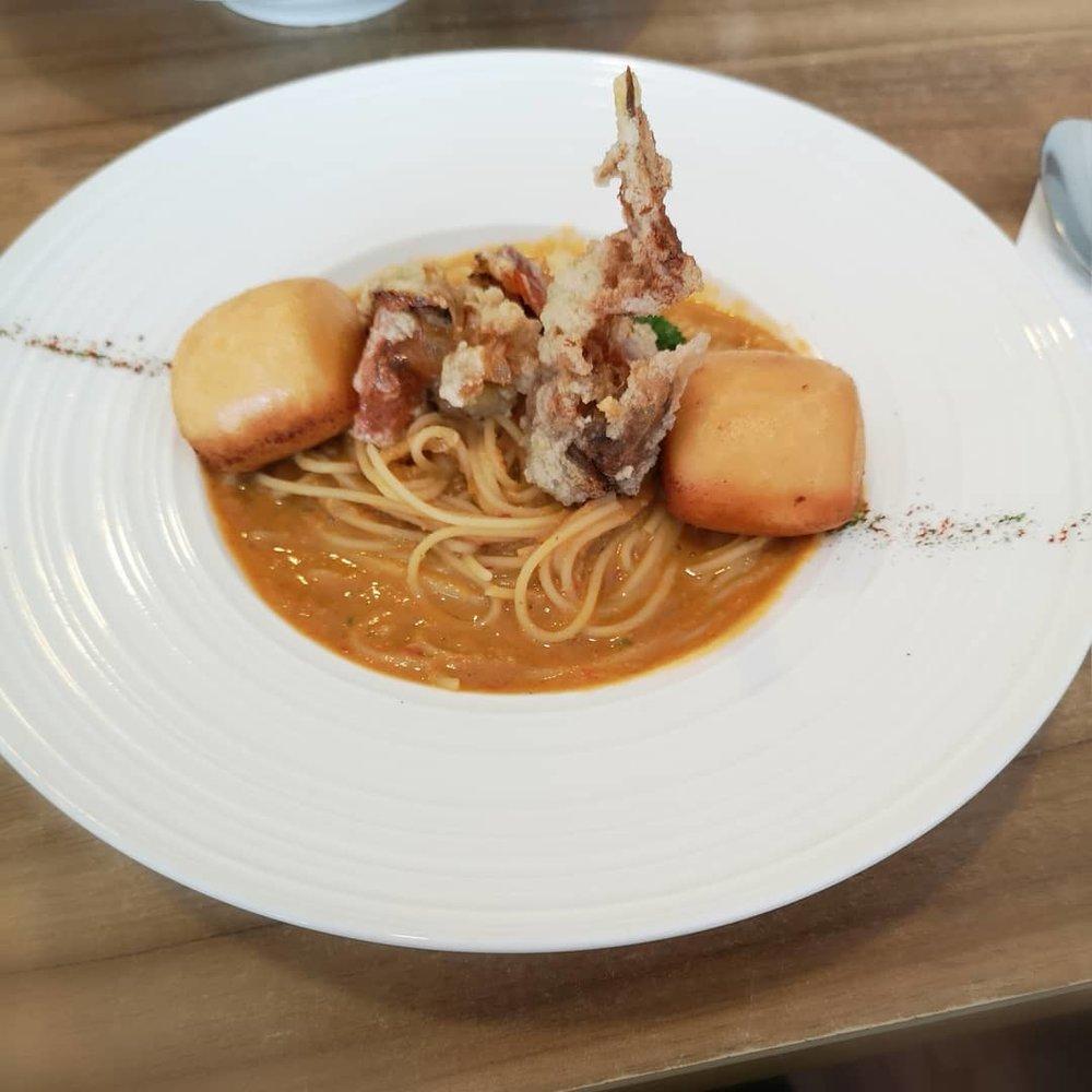 Tastea Crab Pasta