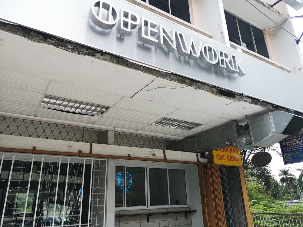 Openwork Coffee Johor Bahru