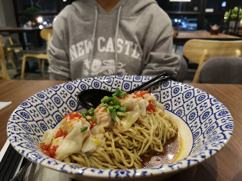 Homies Taiwanese Restaurant Noodles