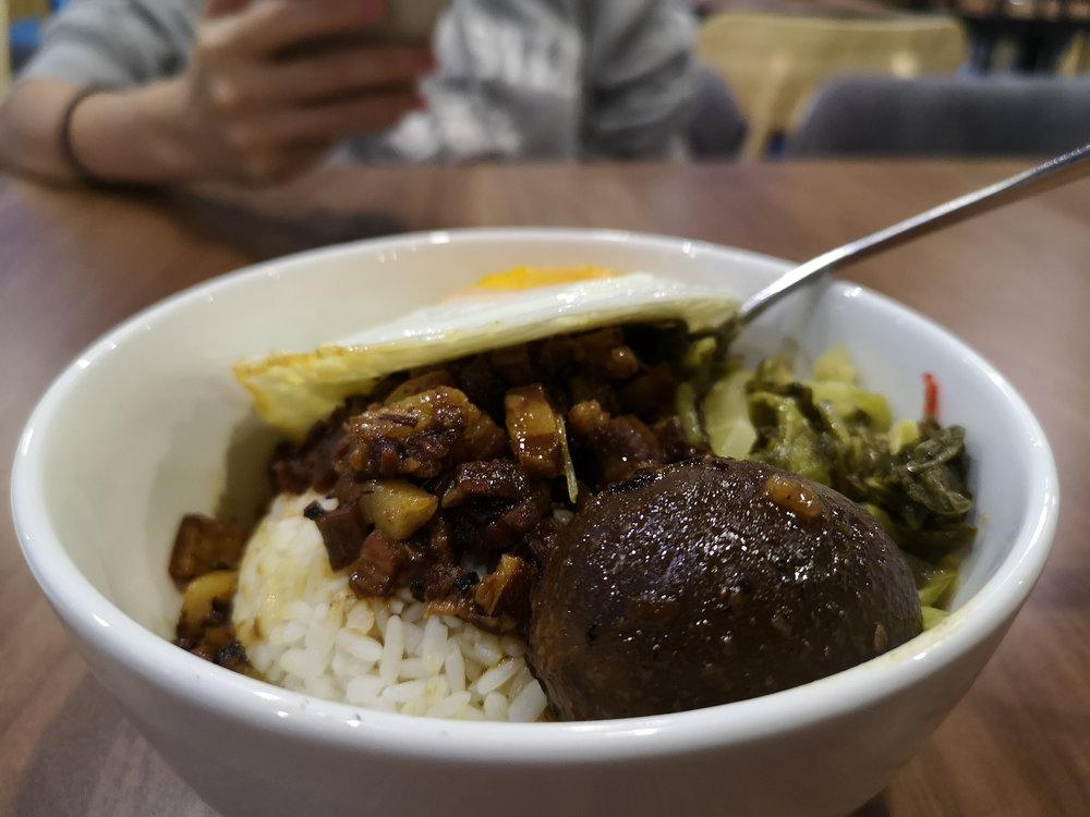 Homies Taiwanese Restaurant 滷肉饭