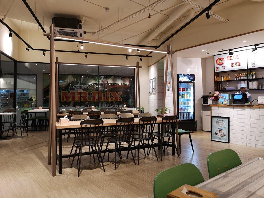 Korean Restaurant Citrine Hub Sunway